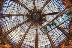 Szklana kopuła Lafayette zdjęcie royalty free