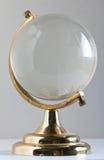 szklana kula ziemska Zdjęcia Royalty Free