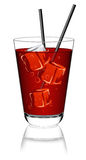 szklana lemoniada Fotografia Stock
