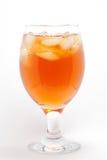 szklana lodowa herbata Obrazy Royalty Free