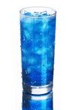szklana lodowa woda Obraz Stock