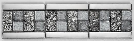 Szklana mozaika zdjęcia stock
