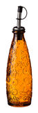 Szklana Nafciana butelka Zdjęcia Royalty Free