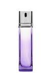 Szklana pachnidło butelka zdjęcia stock
