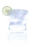 szklana sodowana woda Obrazy Stock