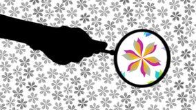 szklana tła ilustracja występować samodzielnie w white wektor Obrazy Stock