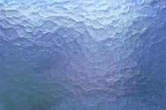 Szklana tekstura jako tło obrazy royalty free