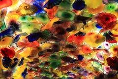 Szklanego sufitu kolaż Obraz Royalty Free