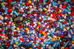 Szklani koraliki Obrazy Stock