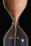 szklankę piasku Obrazy Royalty Free