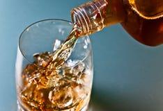 szklankę whisky obraz royalty free
