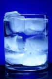 szklankę wody fotografia stock