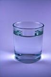 szklankę wody Zdjęcie Stock