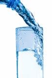 szklankę wody słodkiej Fotografia Royalty Free