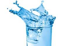 szklankę wody słodkiej Fotografia Stock