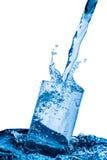 szklankę wody słodkiej Obraz Royalty Free