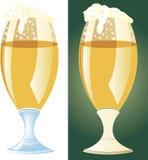 szklankę piwa ilustracja wektor