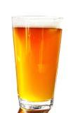 szklankę piwa Fotografia Stock