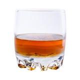 szklankę whisky Obraz Stock