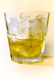 szklanka lodu Obrazy Stock