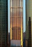 szklany architekta lujiazui Shanghai Obrazy Stock