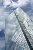 szklany drapacz chmur Zdjęcie Royalty Free