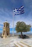 szklany Greece dostępne bandery stylu wektora Obraz Stock