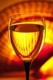 szklany kolor żółty Obraz Stock
