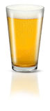 szklany lager Obrazy Royalty Free