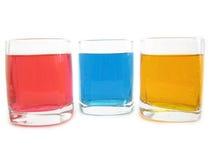 szklany limonade Fotografia Royalty Free