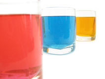 szklany limonade Obrazy Stock