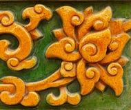 Szklany Lotus Obraz Stock