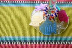 szklany Martini łodygi Obrazy Stock