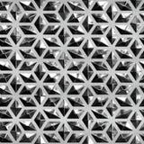 szklany metalu Obrazy Stock