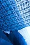 szklany nowożytny drapacz chmur Zdjęcia Royalty Free