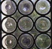 szklany okno Zdjęcie Stock