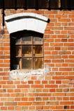 Szklany okno Obrazy Royalty Free