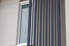 Szklany okno dom Obrazy Stock