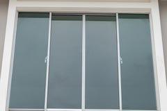 Szklany okno dom Fotografia Stock