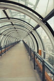 Szklany przewód przy Pompidou Centre w Paryskim Francja Obrazy Royalty Free