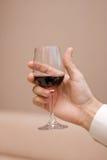 szklany rąk ludzi alimentacyjnych s Fotografia Stock