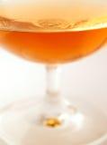 szklany rum Obrazy Royalty Free