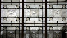 Szklany sufit Zdjęcie Stock