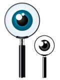 szklany target657_0_ Obraz Stock