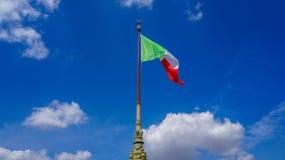 szklany Włochy dostępne bandery stylu wektora Zdjęcie Royalty Free