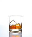 szklany whisky Obrazy Royalty Free
