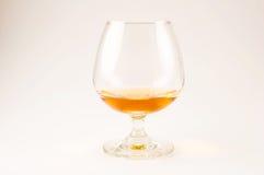 szklany whisky Obrazy Stock