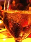 Szklany wino Zdjęcia Stock