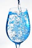 szklany wino Zdjęcie Royalty Free