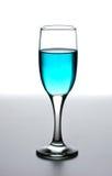 szklany wino Obrazy Stock